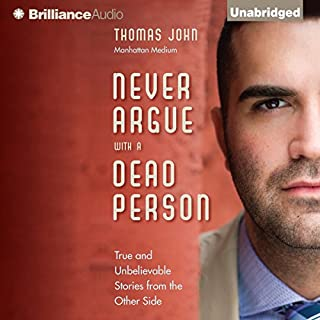 Never Argue with a Dead Person cover art