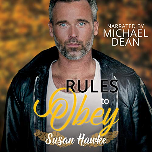 Rules to Obey audiobook cover art