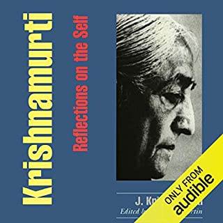 Krishnamurti: Reflections on the Self audiobook cover art