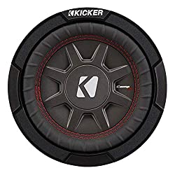 Kicker CompRT - Best Budget Car Subwoofer