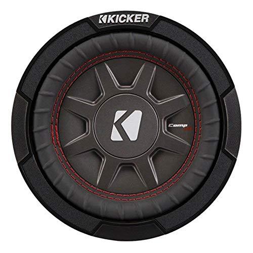 KICKER 43CWRT672 6,5 Zoll Woofer CompRT672 Schwarz