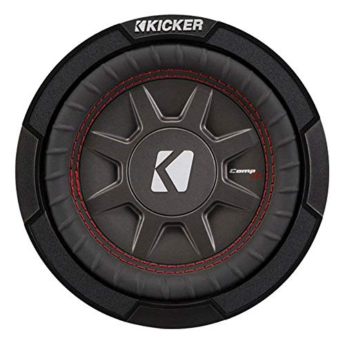 Kicker 43CWRT672 CompRT 6.75 Inch 300 Watts 2 Ohm Dual Voice Coil Shallow...