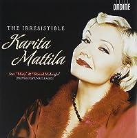 Irresistible Karita Mattila by WAGNER / DVORAK / VERDI / PUCCINI (2010-04-27)