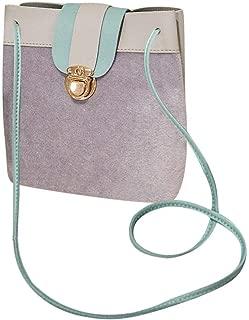 Everpert Women Girls Shell Crossbody Bag Casual Shoulder Phone Bags
