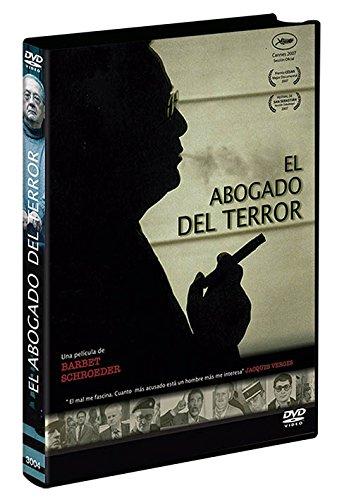 El Abogado del Terror DVD L'avocat de la terreur 2007