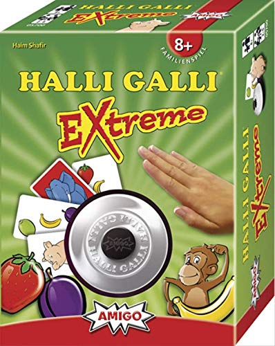 AmigoSpiele Kartenspiel Halli Galli EXTREME