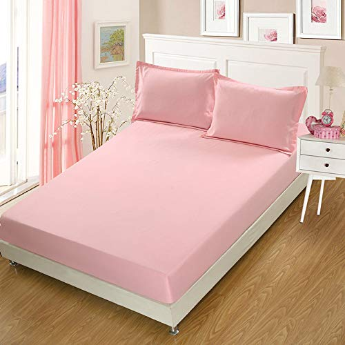 BOLO Sábanas fáciles de limpiar, sábanas planas, 200 x 220 cm