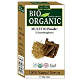 Indus Valley 100% Natural Licorice Root Powder for Skin Whitening & for Hair (Mulethi Powder)