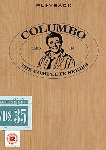 Columbo - The Complete Tv Series [Edizione: Regno Unito] [Edizione: Regno Unito]