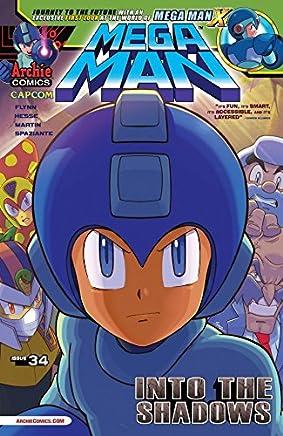 Mega Man #34 (English Edition)