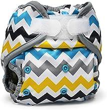 Rumparooz One Size Cloth Diaper Cover Aplix, Charlie