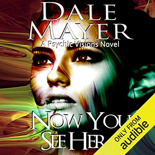 Now You See Her... cover art