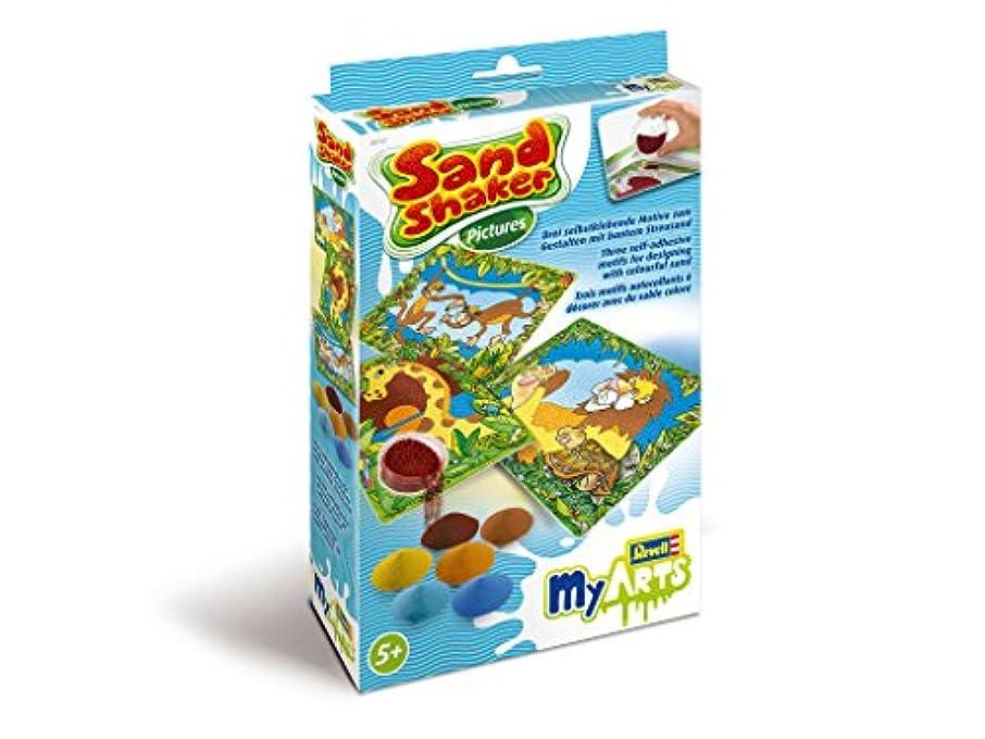 Revell Myarts 30741?–?Sand Shaker Jungle Refill