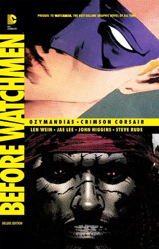 Before Watchmen: Ozymandias/Crimson Corsair (English Edition)