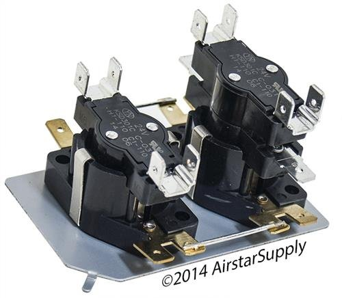 621678 - Intertherm Aftermarket Replacement 15 KW Heat Sequencer Relay