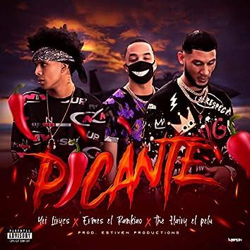Picante (feat. Hilario)