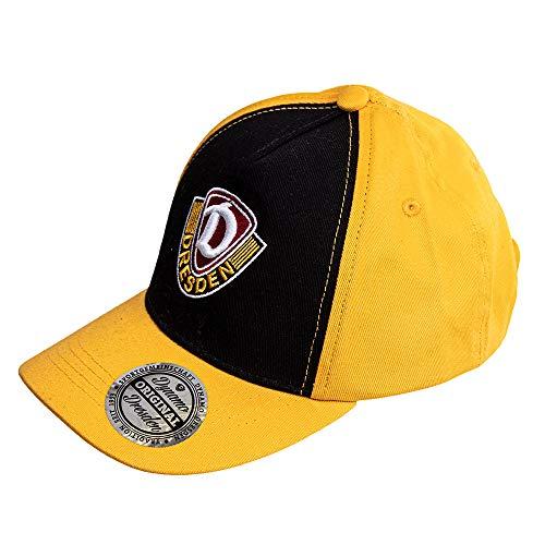 SG Dynamo Dresden Kinder Basecap Classic gelb