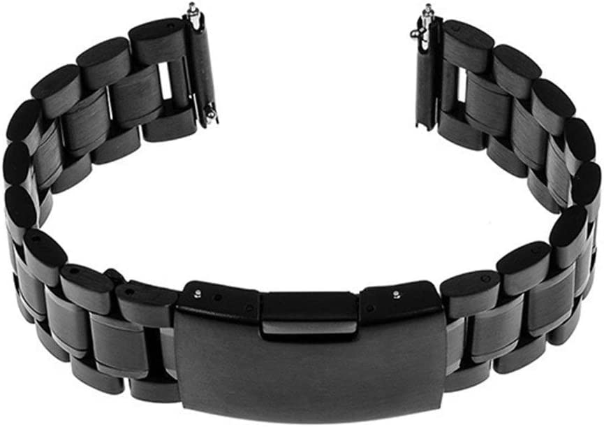 ZJSXIA Quick Release Watchband 18mm OFFicial shop 20mm Universal Trust 22mm Stainles