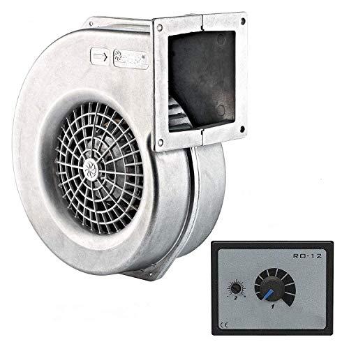 Industriale Radiale ventilatore AG160E con 400 Watt Regolatore di velocità, Centrifugo Centrifughi