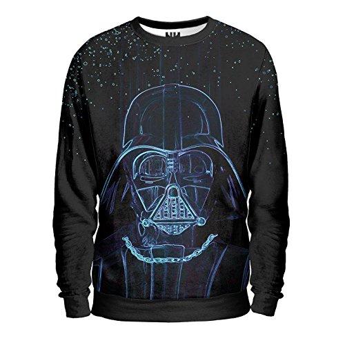 Noorhero - Felpa Uomo - Star Wars Neon