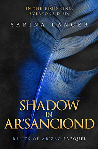 Book: Shadow in Ar'Sanciond by Sarina Langer