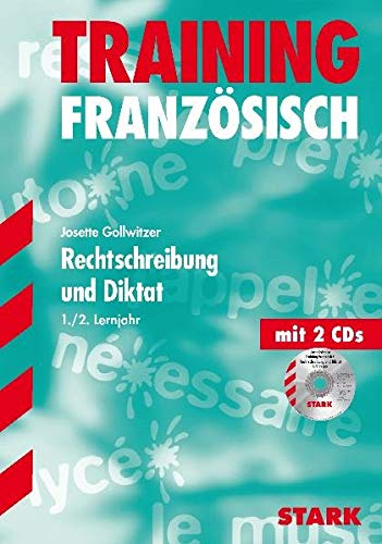 STARK Training - Französisch Rechtschreibung und Diktat 1./2. Lernjahr CD