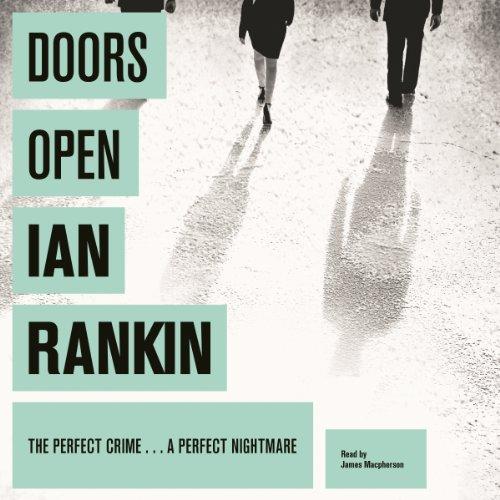 Doors Open audiobook cover art