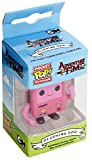 Funko- Adventure Time-Pink Blushing BMO Portachiavi, Colore Rosa, 7729
