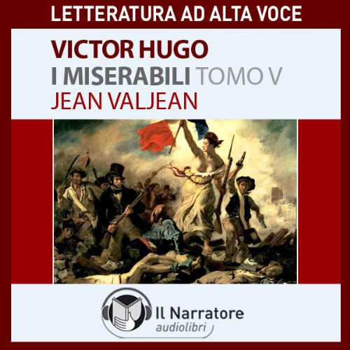 I Miserabili. Tomo 5 - Jean Valjean Titelbild