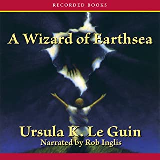 A Wizard of Earthsea cover art