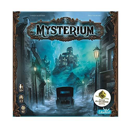 Mysterium - LIBMYST01US - Jeu de...