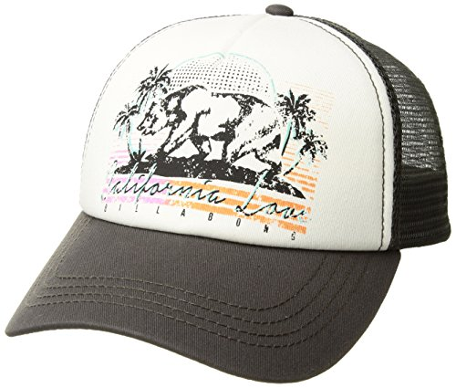 Billabong Women's Retro Bear Hat, Charcoal, ONE