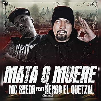 Mata o muere (feat. Ñengo el Quetzal)
