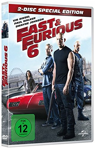Fast & Furious 6 - Special Edition