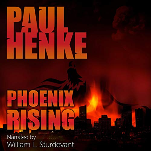 Phoenix Rising audiobook cover art