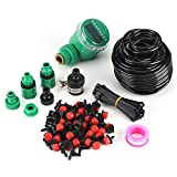 Kits d'irrigation Micro Drip Minuteur d'Arrosage Automatique DIY,Kits...