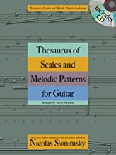 Thesaurus of Scales and Melodic Patterns for Guitar