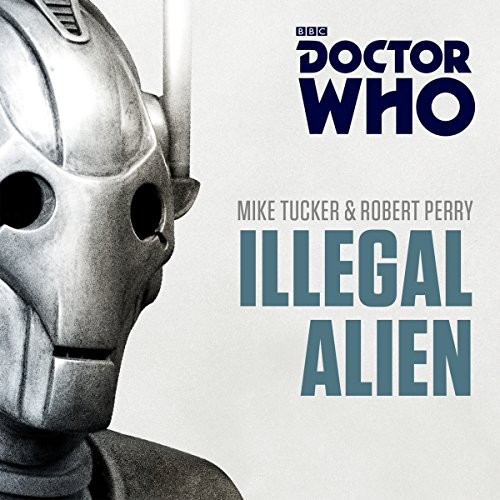 Doctor Who: Illegal Alien audiobook cover art