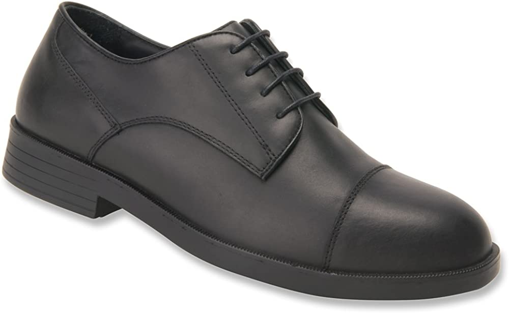 Drew Shoe Men's Cambridge Oxford,Black,9 W
