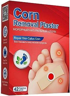 Tixiyu Wart Remover Pads, Anti-wrat pleisters Pad, voetwratten verwijderen gips met gat teen Protector, Professional verwi...