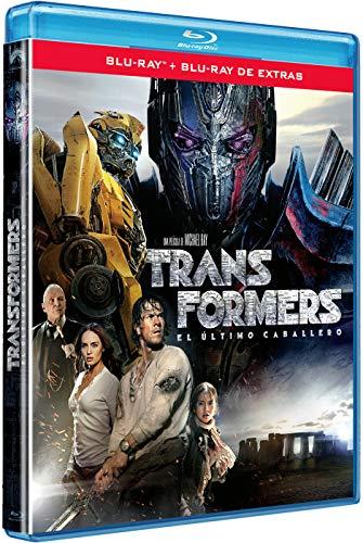 Transformers: El Ultimo Caballero (BD + BD Extras) [Blu-ray]