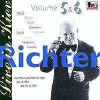 リヒテル/ライヴ・イン・キエフ第5集、第6集(2CD)