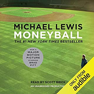 Moneyball     The Art of Winning an Unfair Game              Auteur(s):                                                                                                                                 Michael Lewis                               Narrateur(s):                                                                                                                                 Scott Brick                      Durée: 10 h et 26 min     43 évaluations     Au global 4,8
