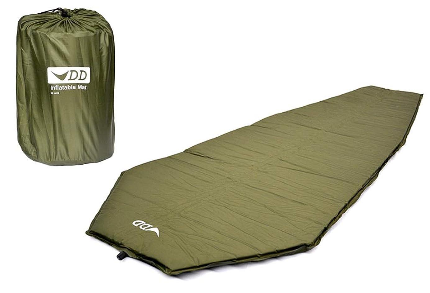 根拠祈る経由でDD Inflatable Mat インフレータブルマット レギュラーサイズ 自動膨張 ハンモック用 断熱パッド