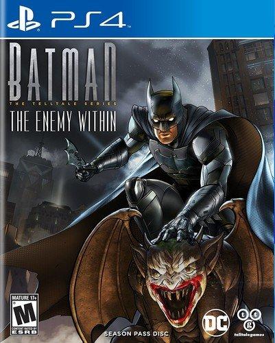 Batman The Enemy Within (輸入版:北米) - PS4