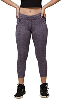 Lovable Women Girls Cotton Solid Track Pants in Purple Color- Gear Up Track - DS-VP