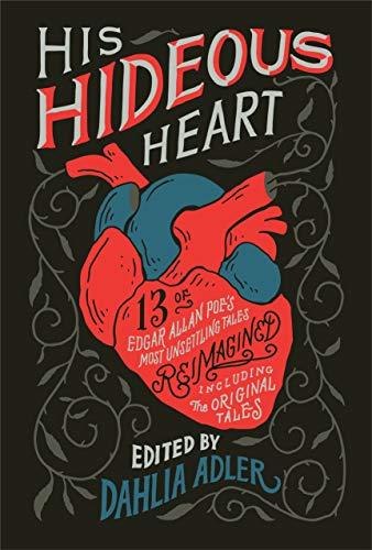 His Hideous Heart  spooky season books for kids _ Bored Teachers
