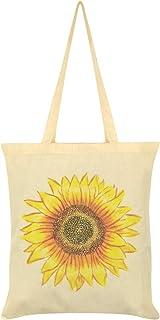 Sunflower Tote Bag Cream 38x42cm
