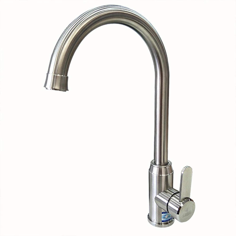 ROTOOY Badarmaturen Wasserhhne Wasserhahn Becken Wasserhahn Wasserhahn304 EdelstahlWasserhahn Becken Wasserhahn Warm und Kaltwasserhahn