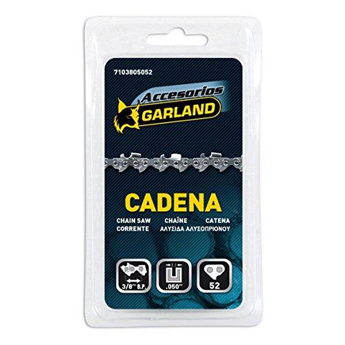 Garland - Cadena 3/8' bajo Perfil 0,050' 52 eslabones